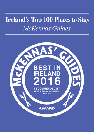 Irelands Top 100 Places to Stay 2016 McKennas Guides