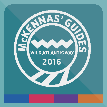 McKennas Wild Atlantic Way 2016 Guides