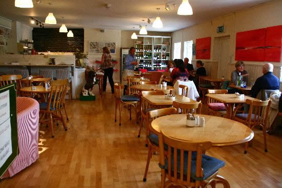 The Buttery Cafe, Wicklow