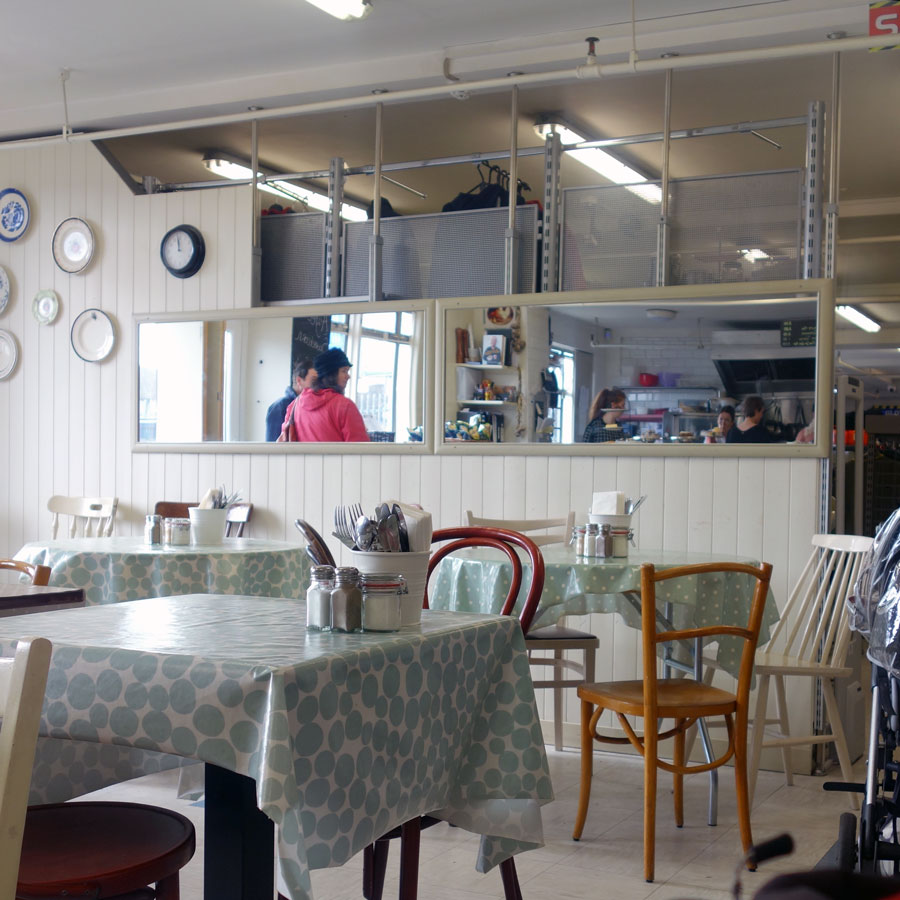 the farmhouse cafe, longmile road | john and sally mckennas' guides