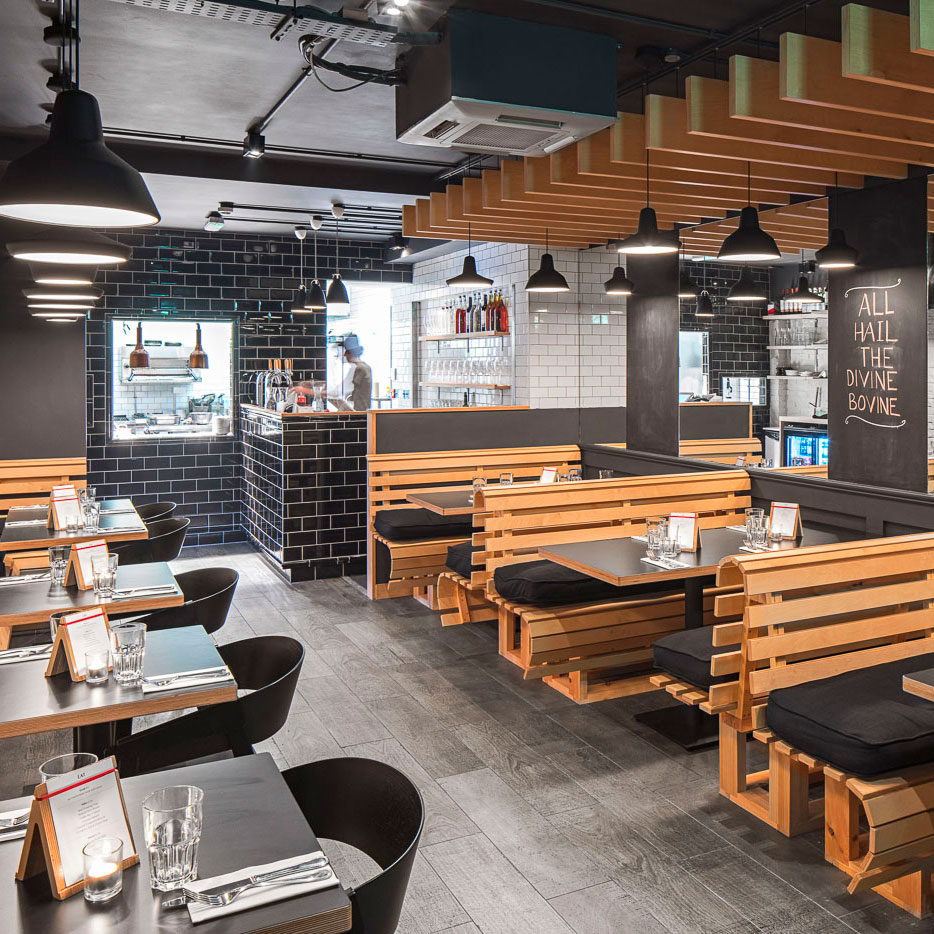 Nicest Places To Eat Near Me: Featherblade, Dublin By William Barry
