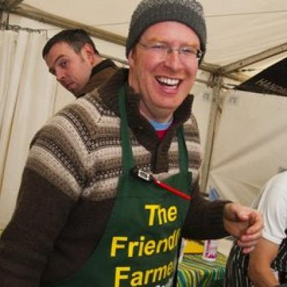 Ronan Byrne, The Friendly Farmer