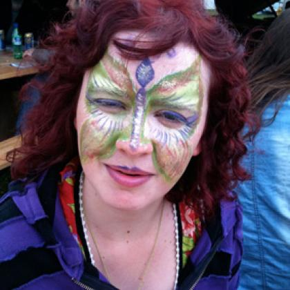 Connie at Electric Picnic
