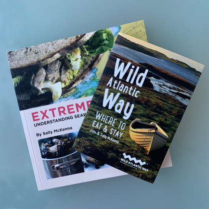 Book Offer: Extreme Greens and Wild Atlantic Way Guide