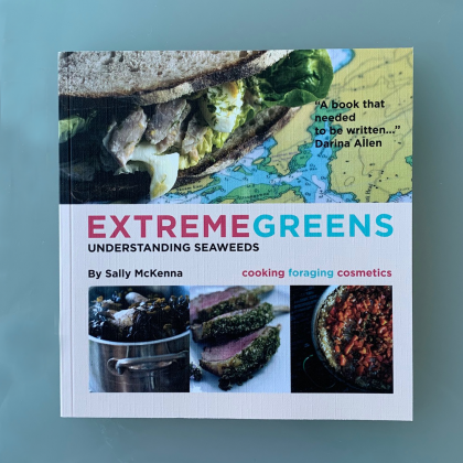 Extreme Greens - Book on Seaweed