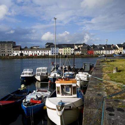 Where to eat and stay in Galway City