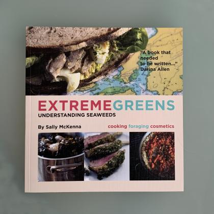 Sally McKenna Seaweed Extreme Greens Book