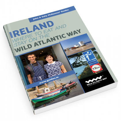 Where To Eat and Stay on the Wild Atlantic Way - McKennas Guides
