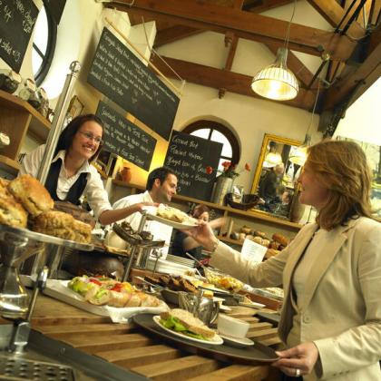 Where to eat and stay in Cork City