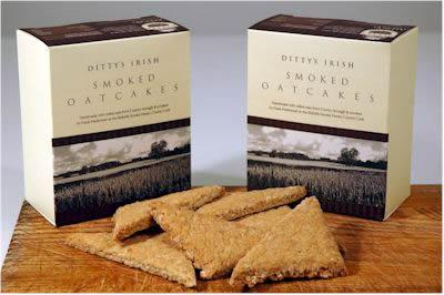 Ditty's Smoked Oatcakes
