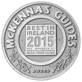 The Mckennas Guides Best In Ireland Award